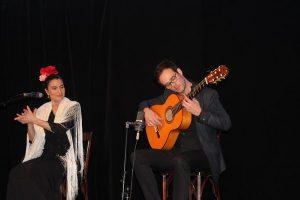 Fiesta Flamenca Flor Capo et Dimitri Puyalte
