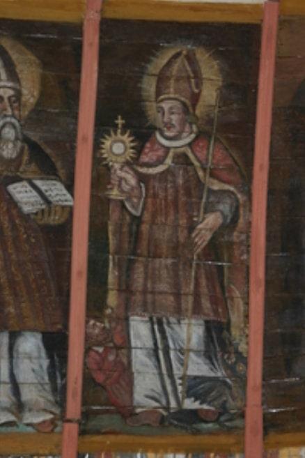 décor porté 16éme siècle